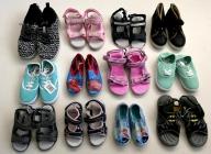 Обувь детская весна-лето (Германия)