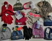 Детские шапки, шарфы, перчатки TATI (Франция)