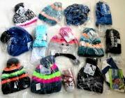 Дитячі шапки, шарфи, рукавички (Мікс)
