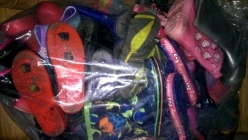 Обувь резиновая детская (сапоги)